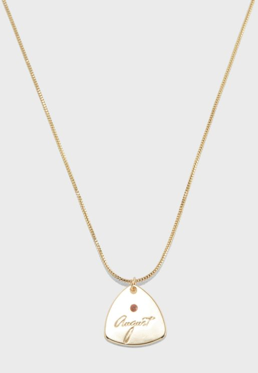 Lise Necklace - August