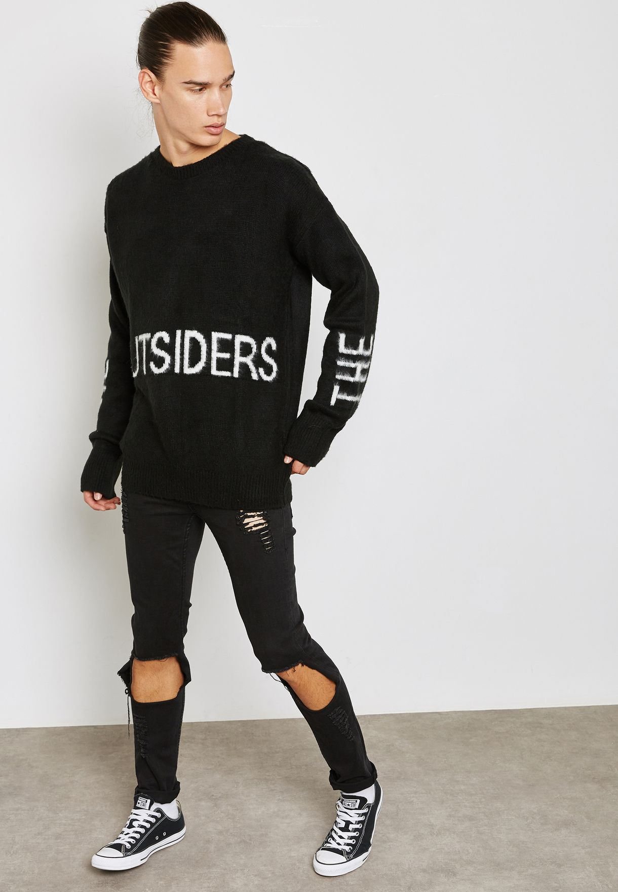 Outsiders Sweater