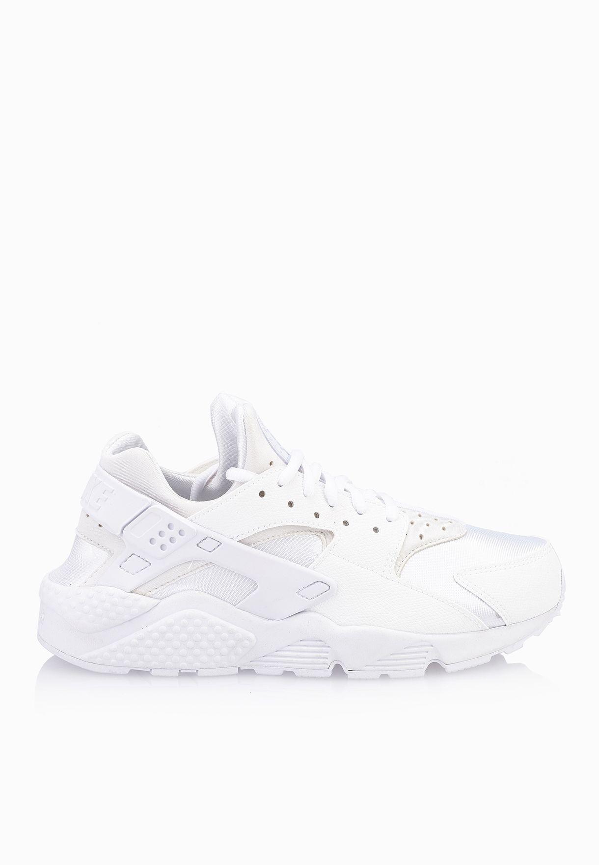 04ee4ed5143 Shop Nike white Air Huarache Run 634835-108 for Women in Kuwait -  NI727SH56XOX