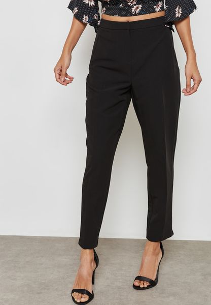 Essential Cropped Pants