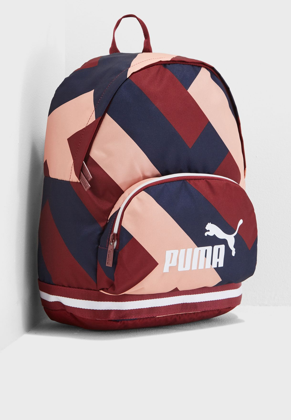 Shop PUMA multicolor Core Backpack 7539603 for Women in Kuwait ... 174171d4e6459