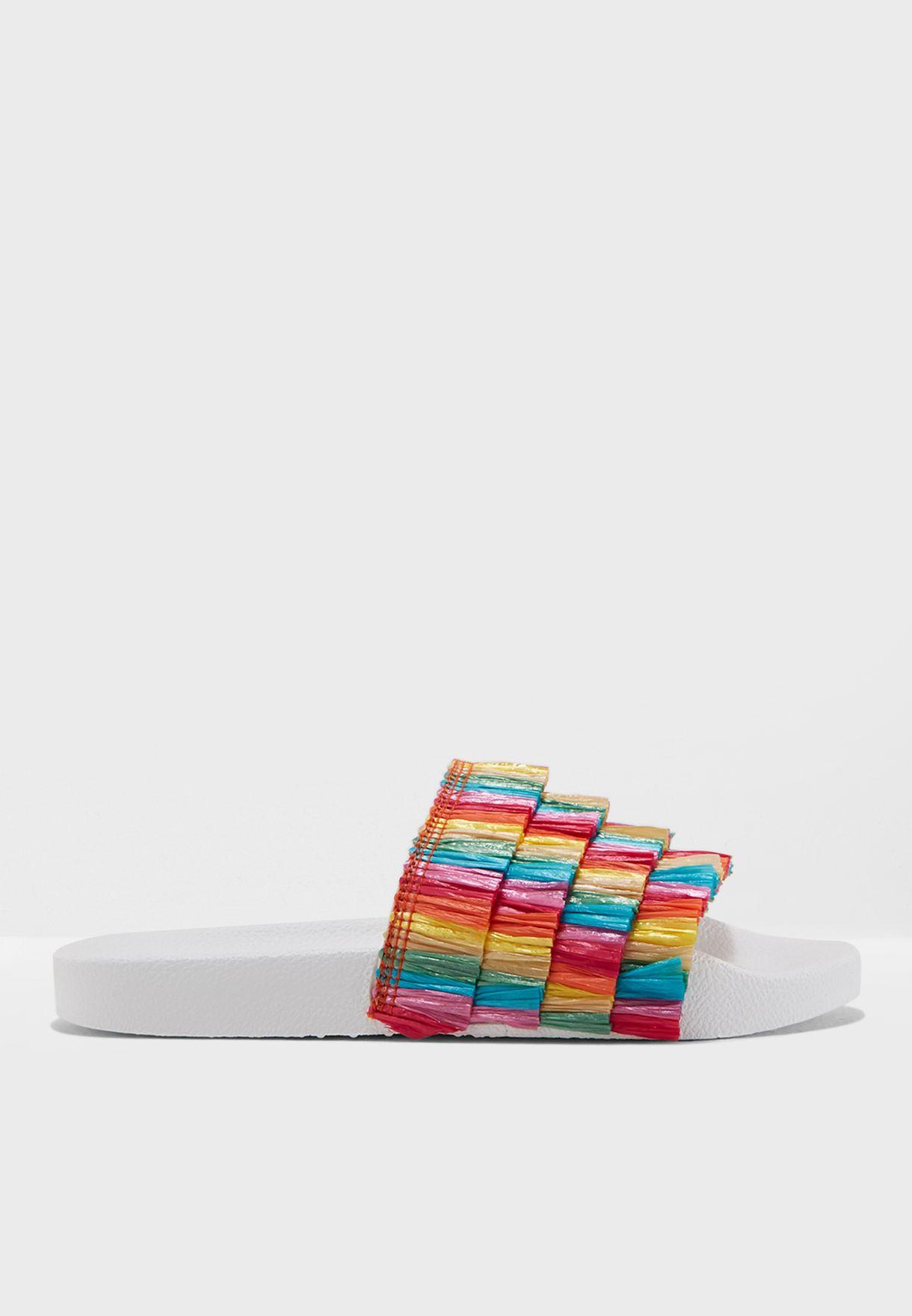 f016b14dae281 Shop Mini Miss Kg multicolor Youth Pinata Sandal PINATA for Kids in ...