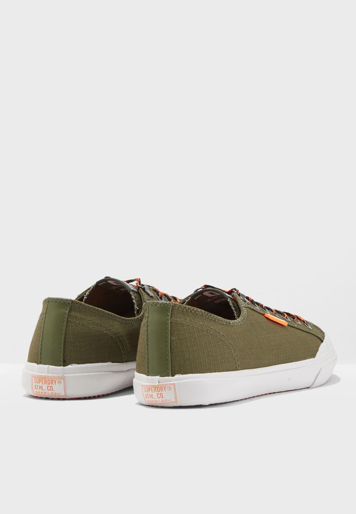 Hiker Casual Sneakers