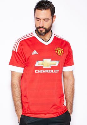adidas MUFC Home Jersey