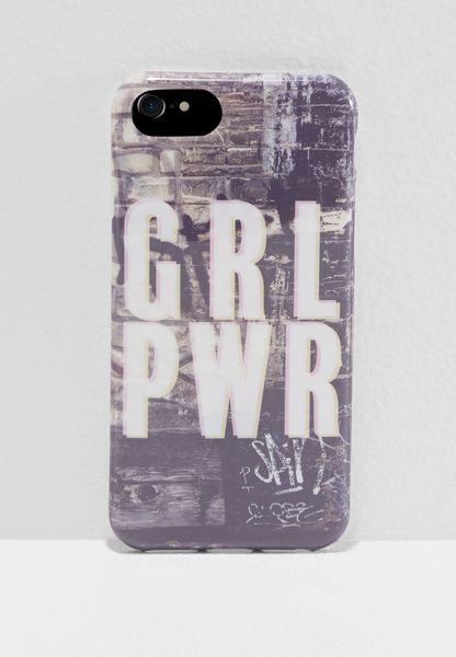 GRLPWR iPhone 6/7/8 Hybrid Case