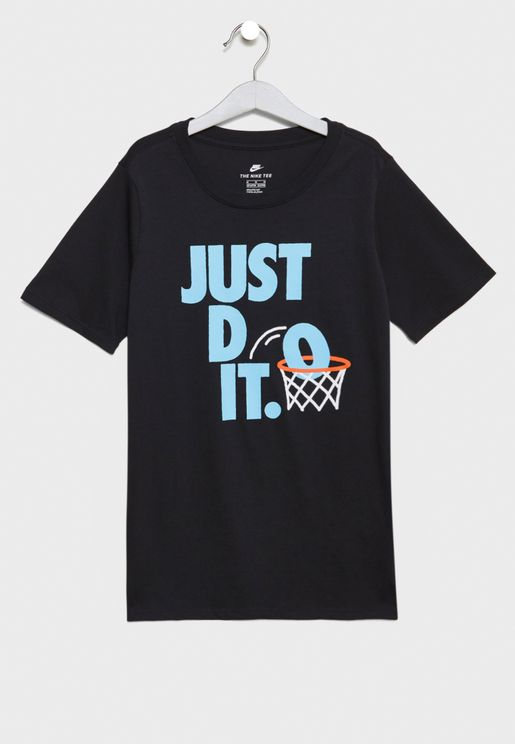 Youth Just Do It Dunk T-Shirt