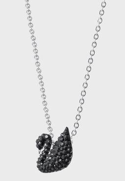 Small Iconic Swan Pendant