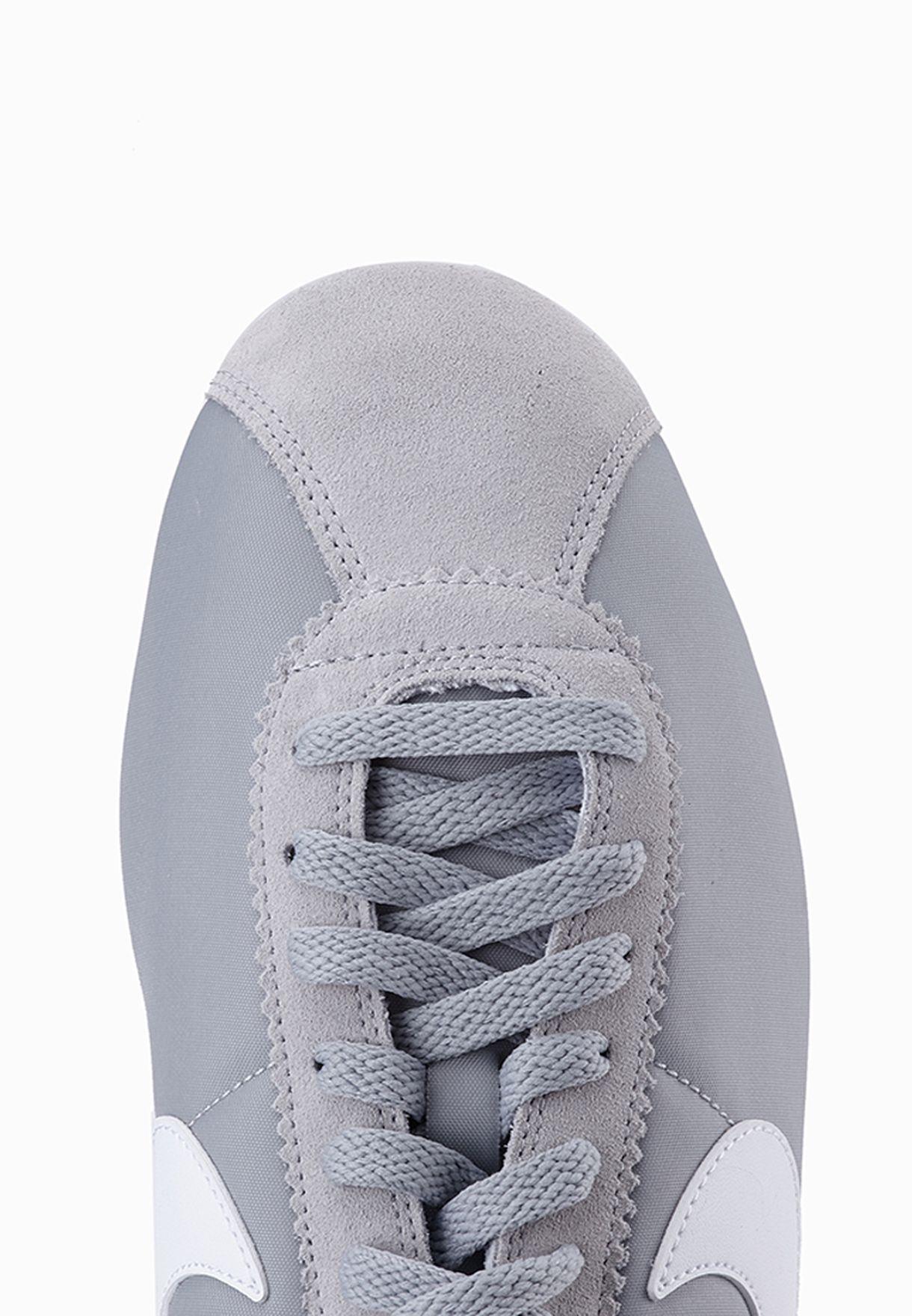 Buen sentimiento Intacto Pasivo  Buy Nike grey Classic Cortez Nylon for Men in MENA, Worldwide | 532487-018