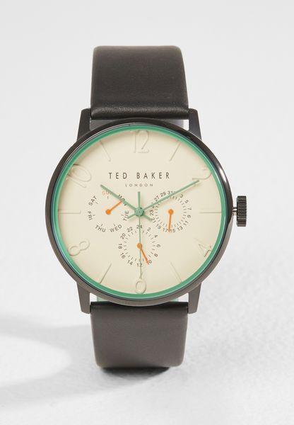 ساعة يد بتصميم عصري
