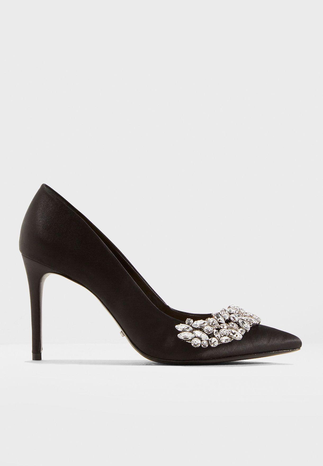 16171067b582 Shop schutz black casual high heel pumps for women in saudi lrv jpg  1220x1760 Schutz black