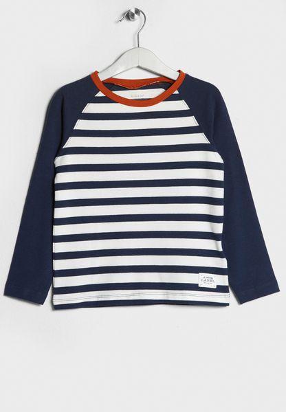 Little Striped T-Shirt