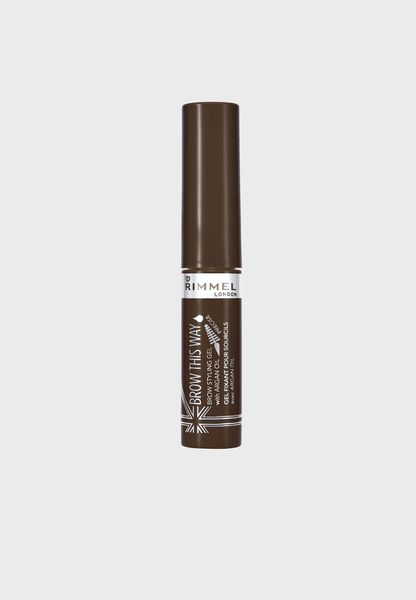 Brow This Way Eyebrow Gel with Argan Oil