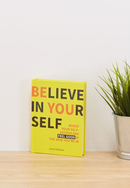 Believe in Yourself Book