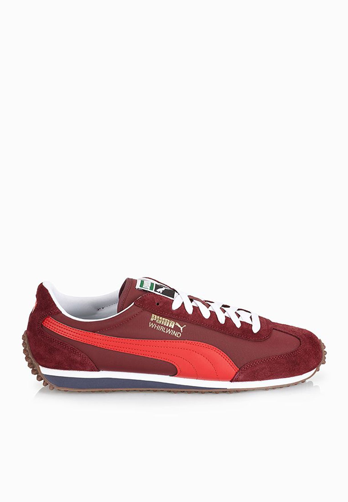 0d6dc9ef9616 Shop PUMA red Whirlwind Classic 35129364 for Men in Saudi - PU020SH56ZWP