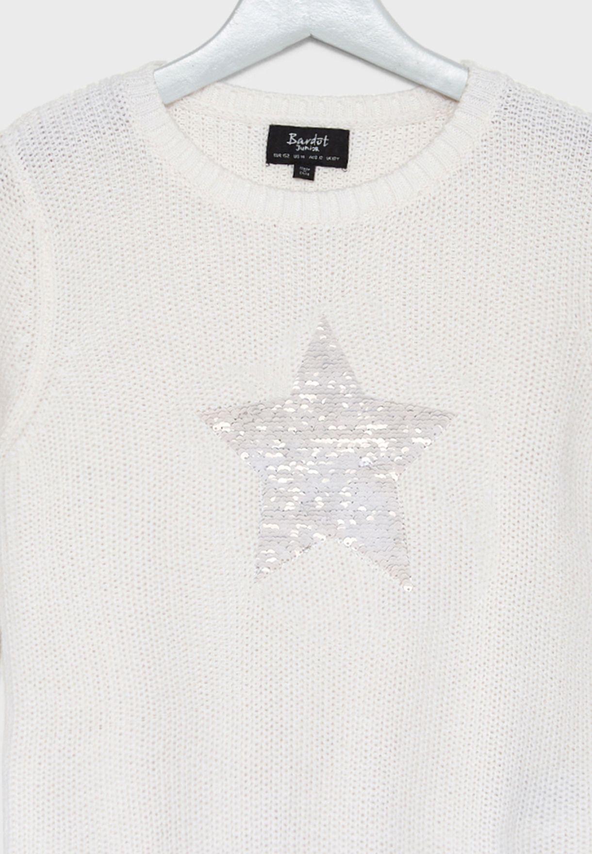 Teen Starlight Sweater