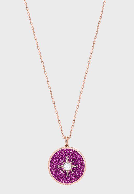 Locket Pendant Necklace