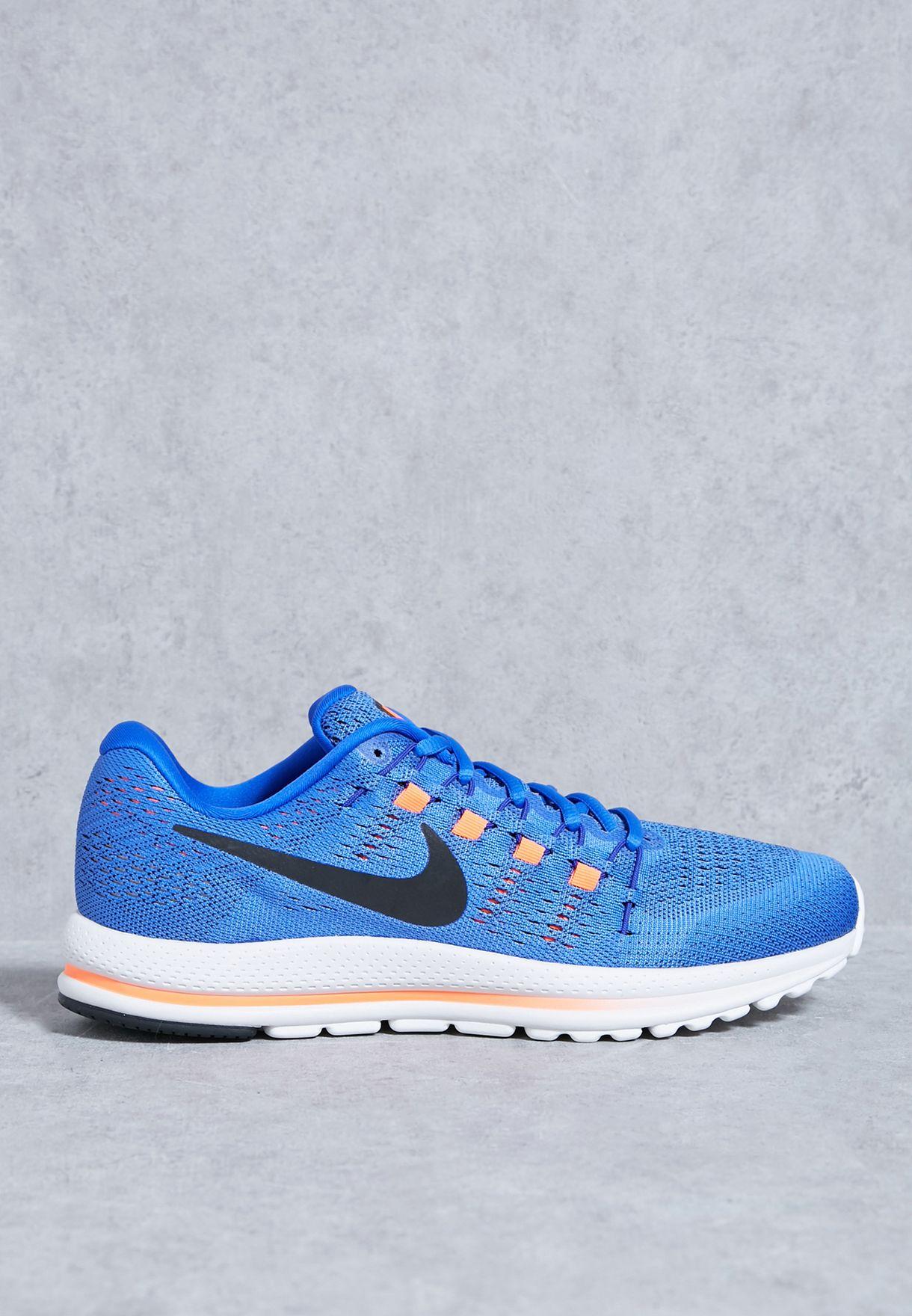 e9ade442bdb6e Shop Nike blue Air Zoom Vomero 12 863762-400 for Men in UAE ...