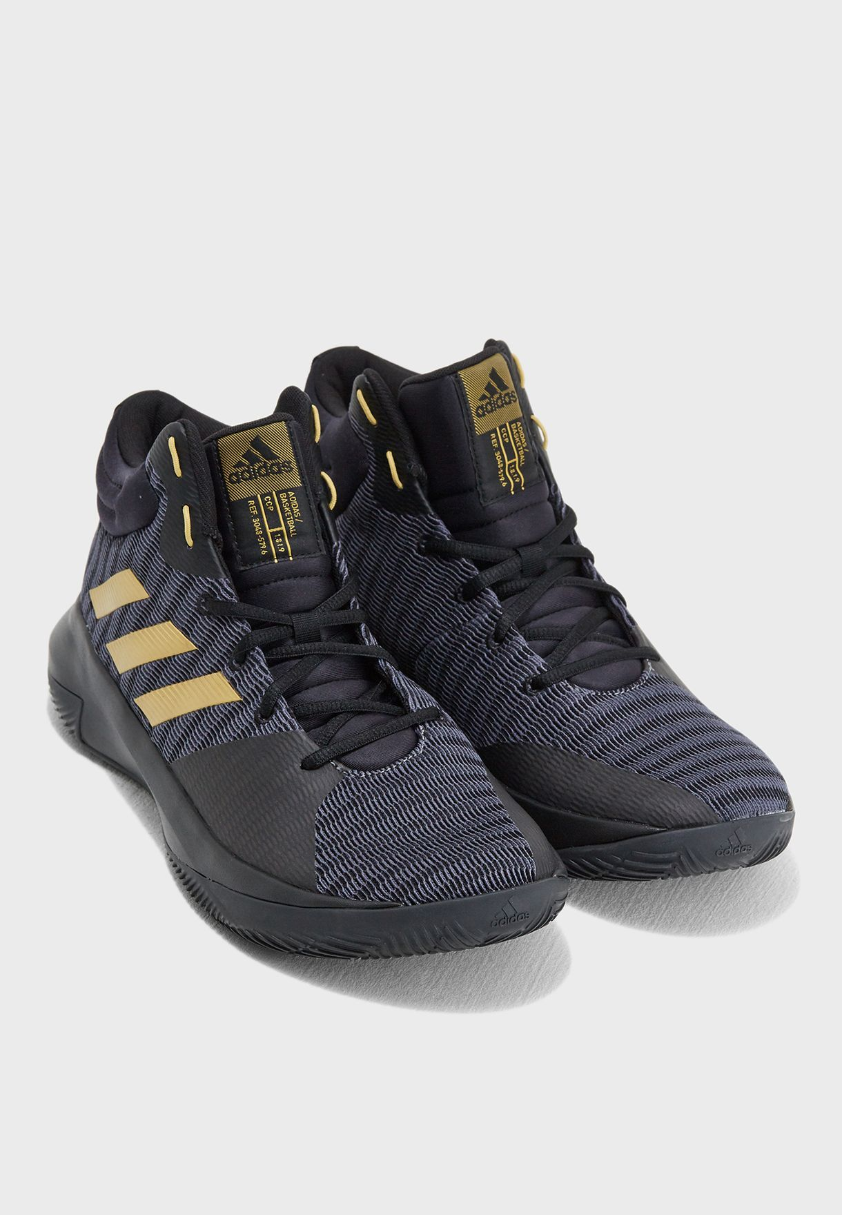 53c8185387c Shop adidas black Pro Elevate 2018 AP9834 for Men in Saudi ...