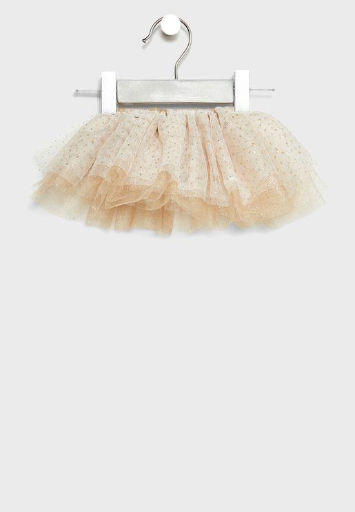 Infant Glinda Tutu Skirt