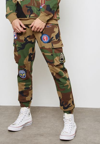 Regiment Sweatpants