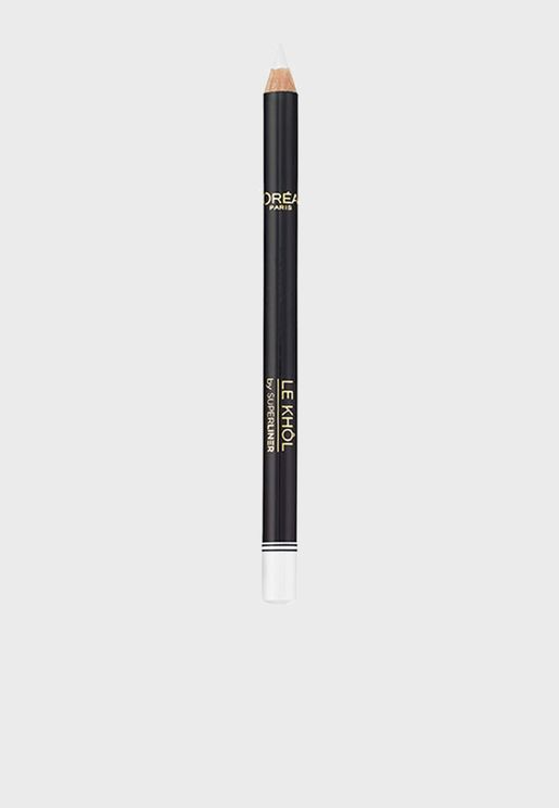 Superliner Le Khol Eyeliner 120 Immaculate Snow