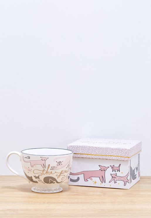 Over the Moon Purrfect Cup