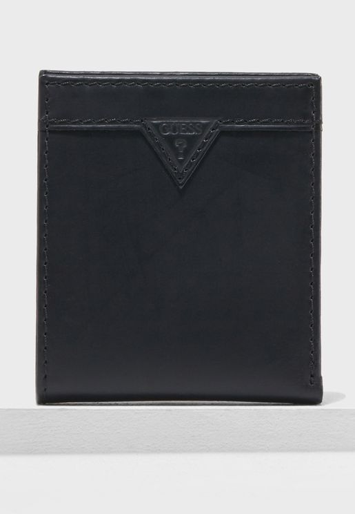 Flat Billfold Wallet