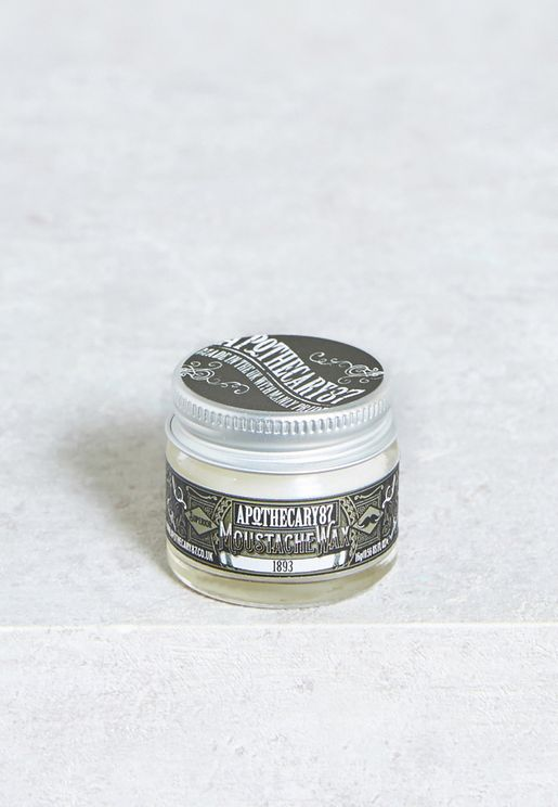 Moustache Wax - An 1893 Fragrance