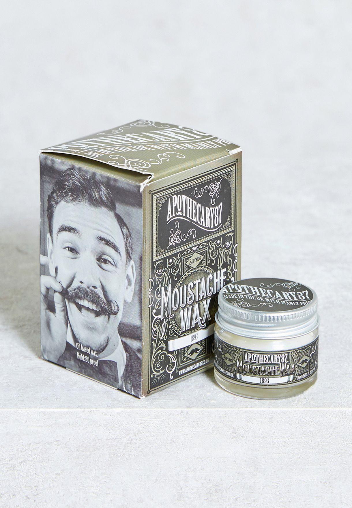 Moustache Wax - An 1893 Fragrance