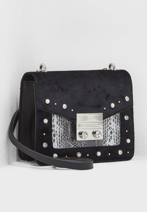 Boo Mini Box Crossbody