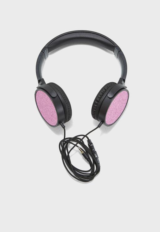 Glitter Reverb Headset