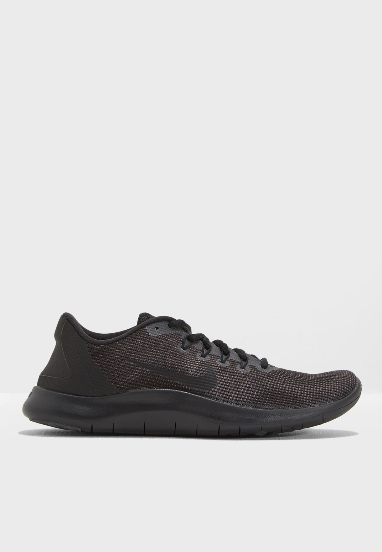online retailer 1ccf0 17dea Shop Nike black Flex 2018 RN AA7397-002 for Men in UAE - NI727SH46NOF