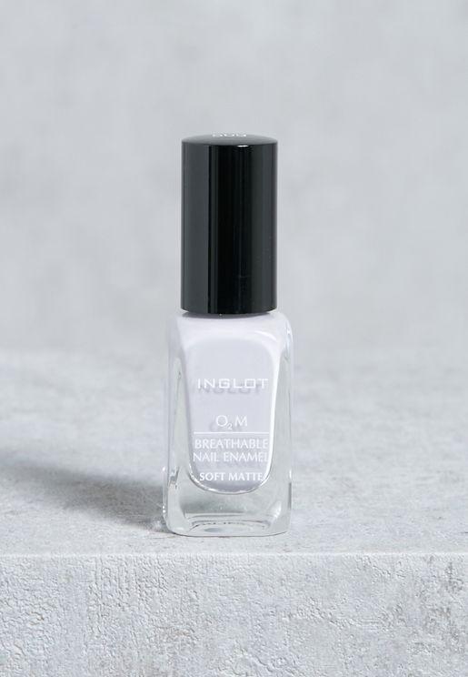 O2M Breathable Nail Enamel Soft Matte #509