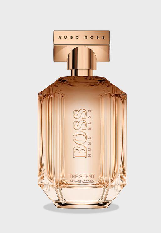 The Scent Private Accord Eau De Parfum 100ml