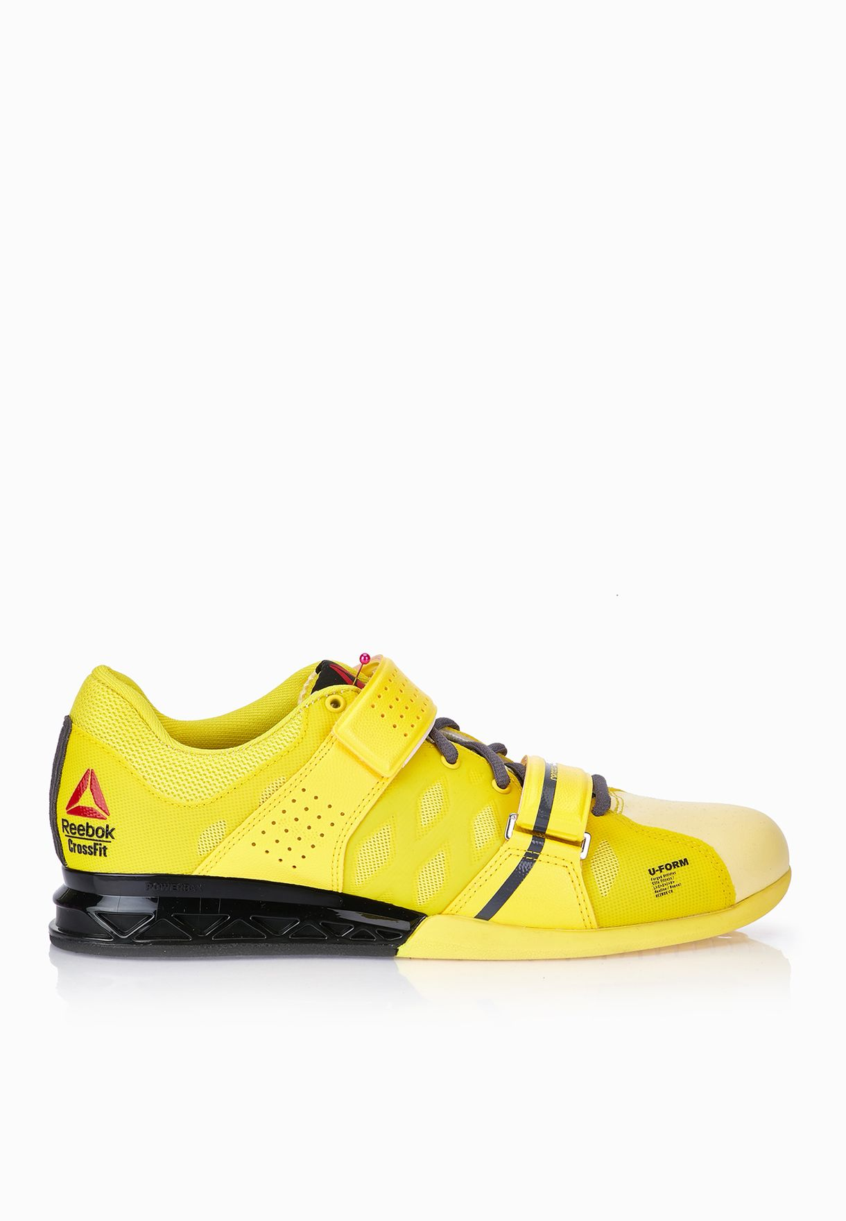 eb7aeb2917af Shop Reebok yellow R Crossfit Lifter Plus 2.0 V72386 for Women in Bahrain -  RE019SH46KPT