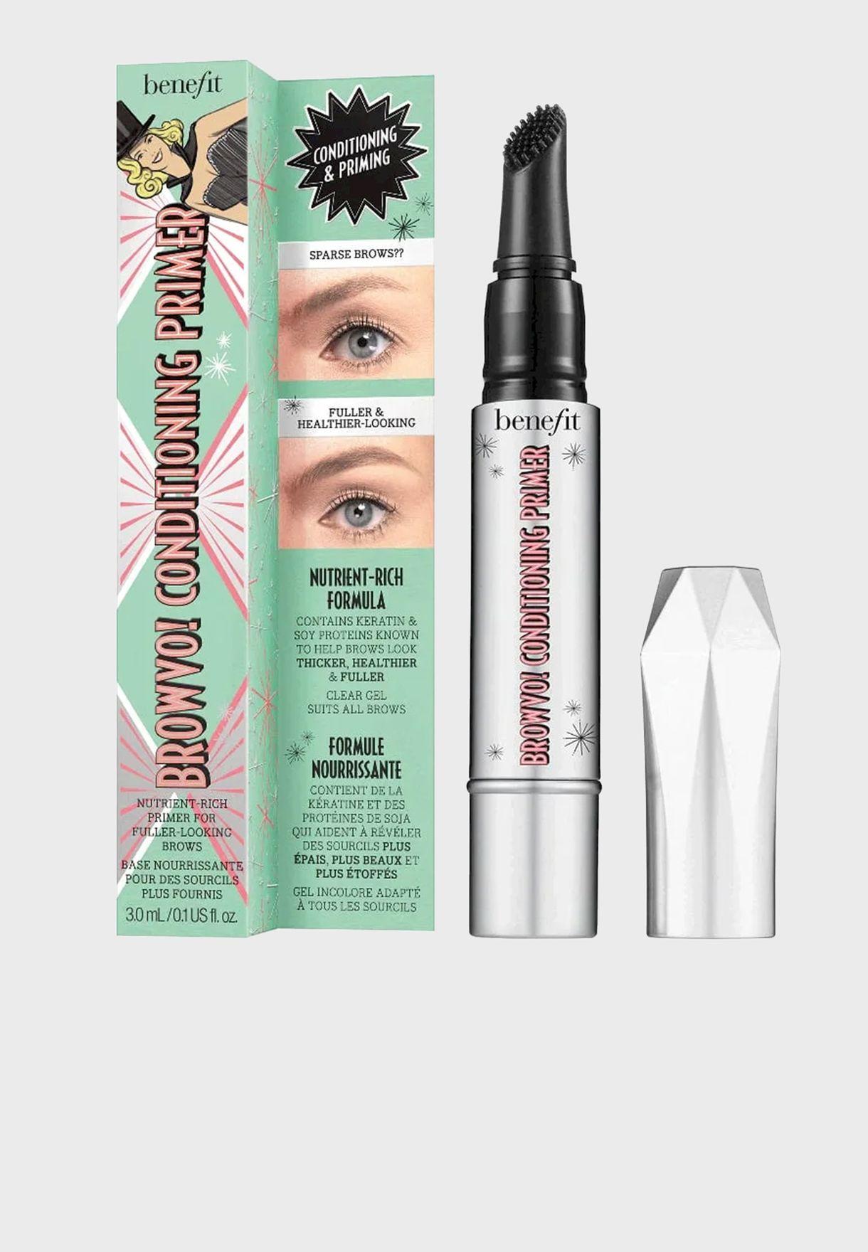 Browvo! Conditioning Eyebrow Primer
