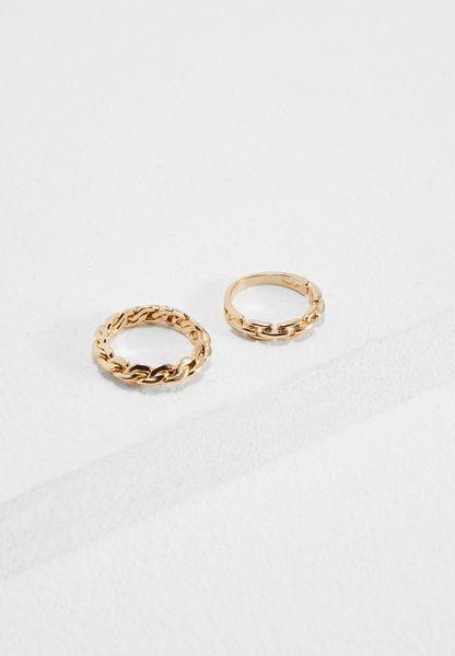 2 Pack Soul Ring
