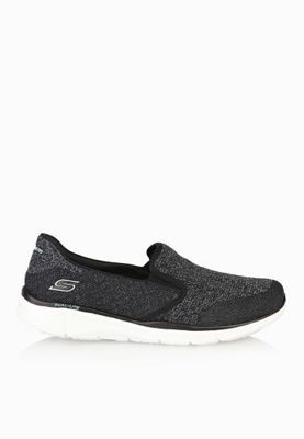 Skechers Equalizer Say Something Comfort Shoes
