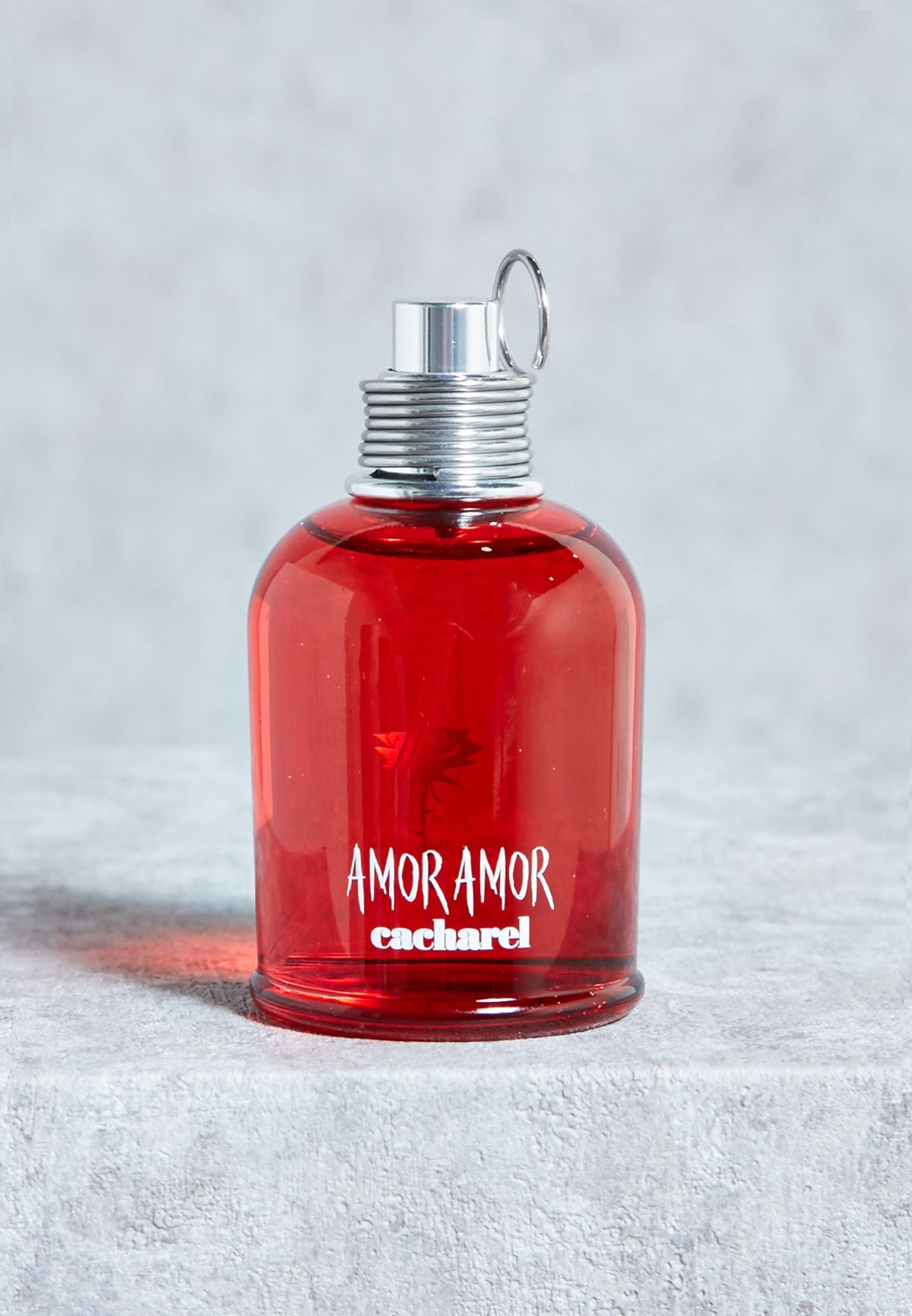 b7d7ab333da Shop Cacharel clear Amor Amor Eau De Toilette Spray 50ml/1.7oz 3994747806  for Women in Oman - CA785AC46TER