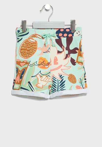 Little Delight Shorts