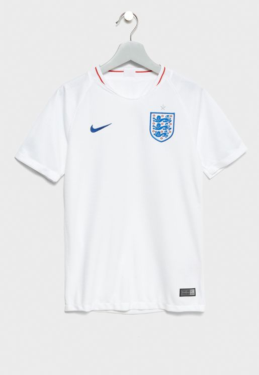 Youth England Home Jersey
