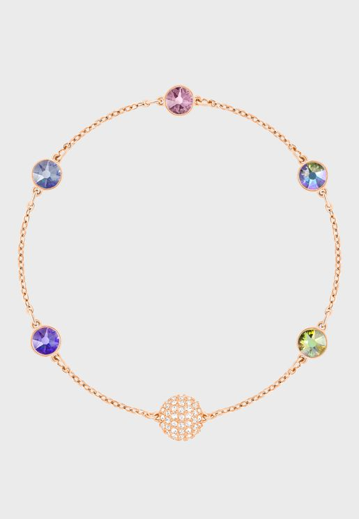 Swarovski Remix Collection Purple Bracelet