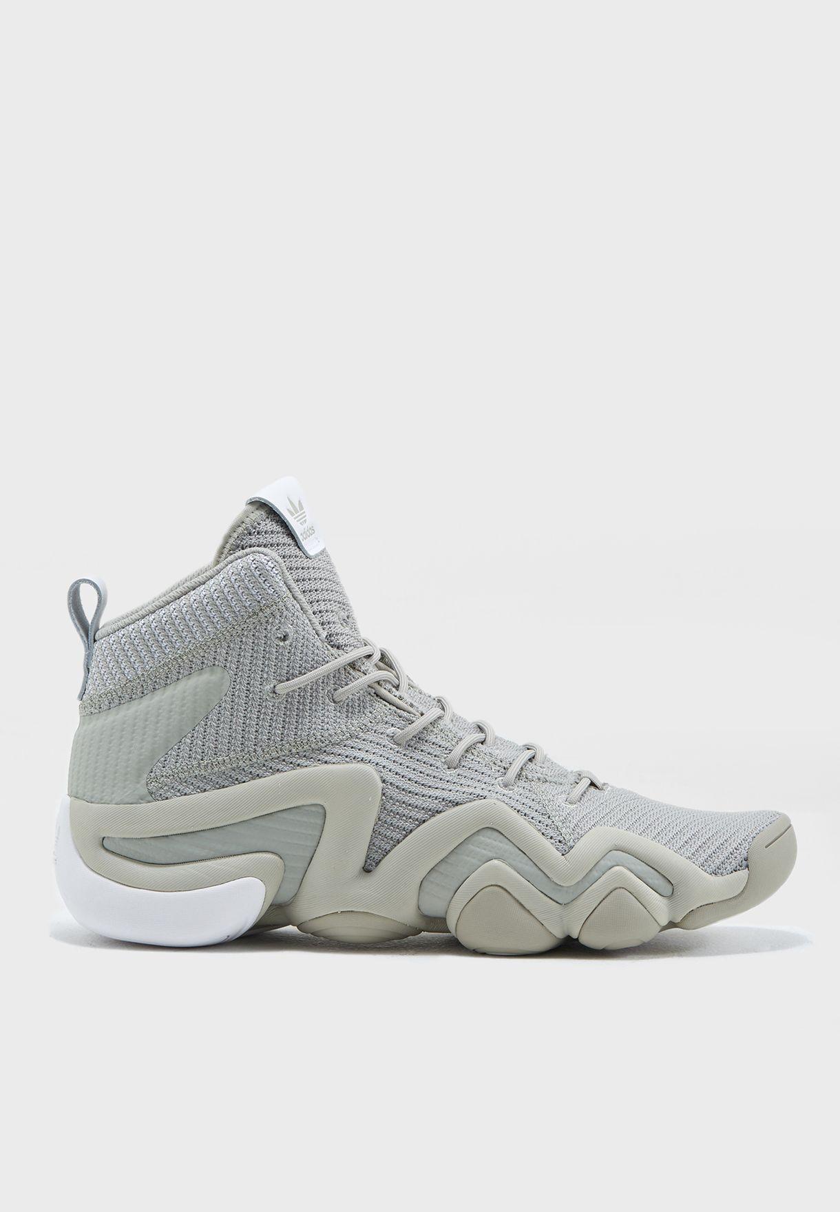 Shop adidas Originals grey Crazy 8 ADV PK BY3603 for Men in UAE ... 4e87942de