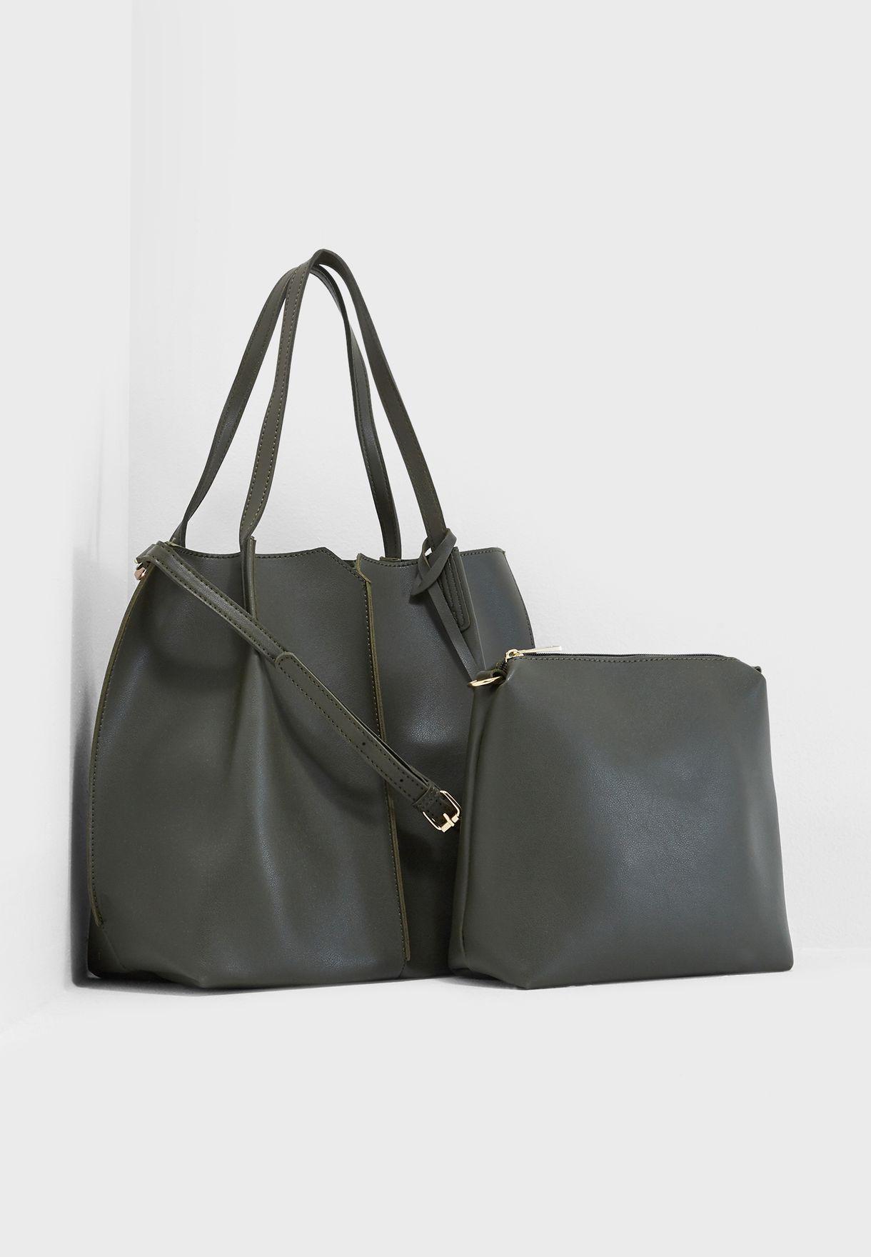 Piping Tote Bag