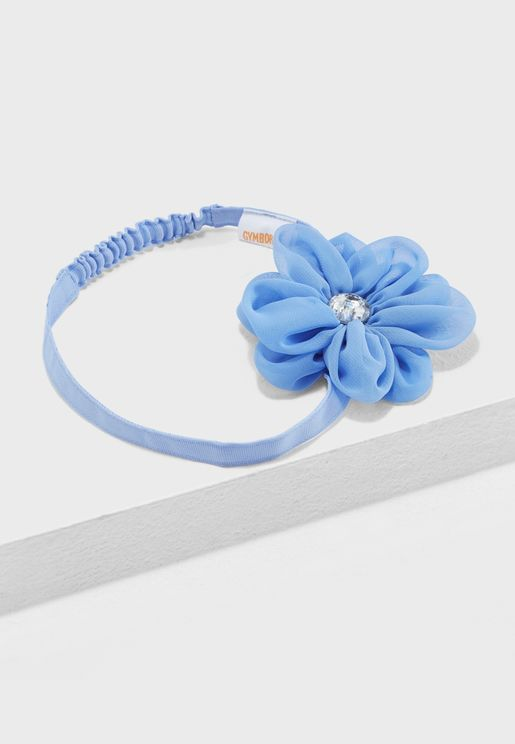 Kids Floral Hairband