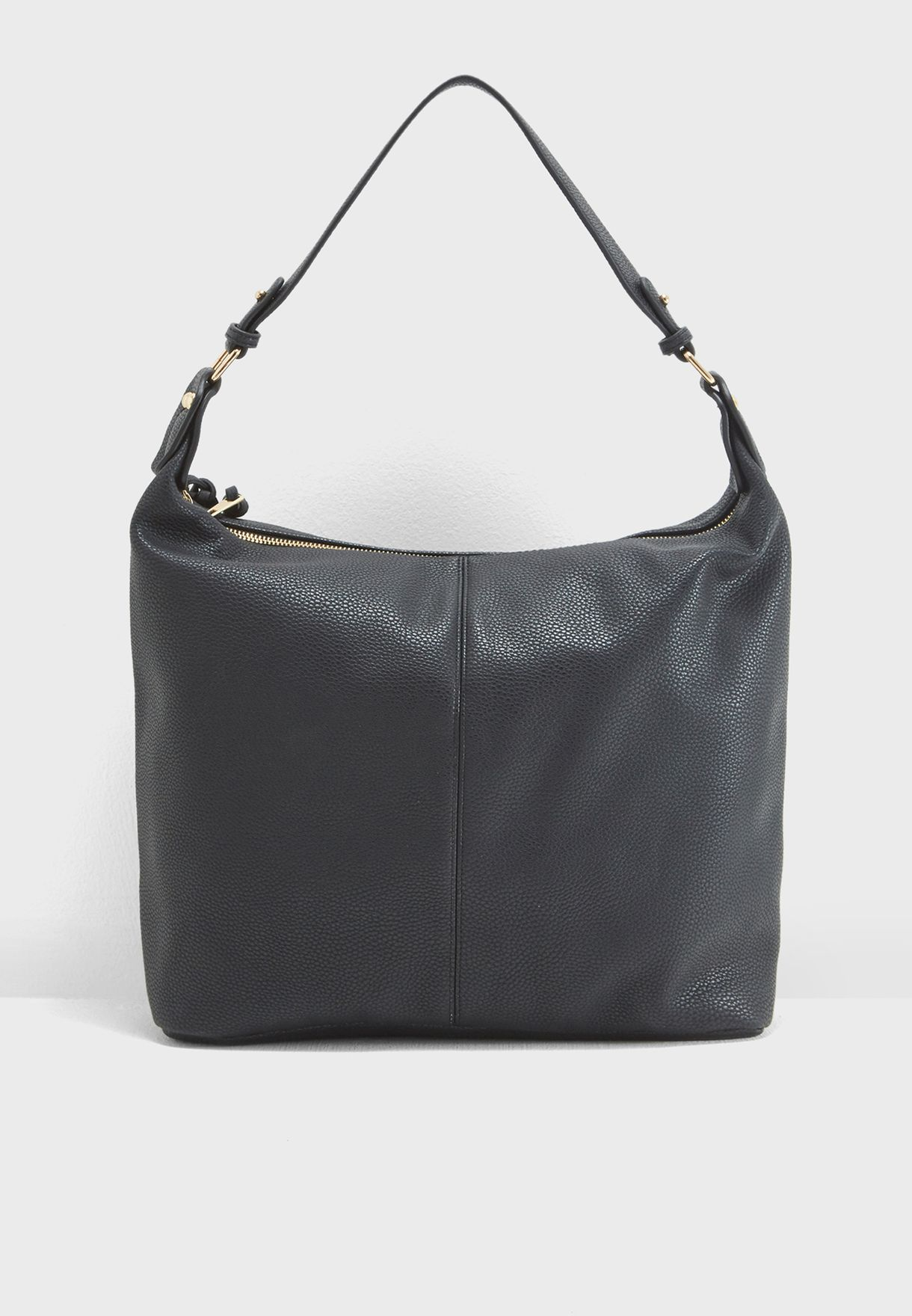 Double Zip Hobo