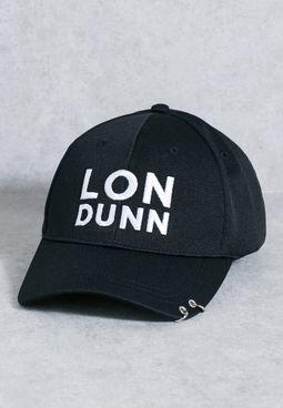 Double Ring Logo Cap
