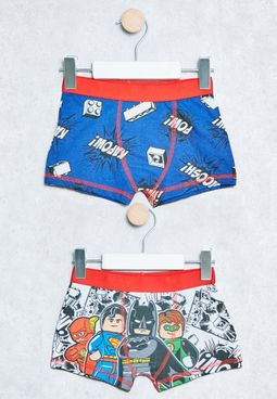 Tween 2 Pack Trunks