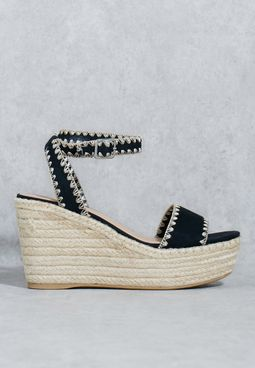 Keetch Wedge Sandals