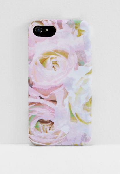 Floral  Peonies iPhone 7 Case